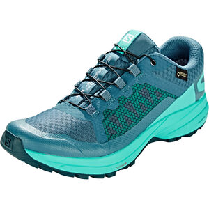 Salomon XA Elevate GTX Shoes Damen mallard blue/atlantis/reflecting pond mallard blue/atlantis/reflecting pond