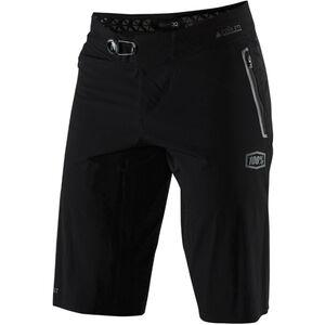 100% Celium Enduro/Trail Shorts Herren black black