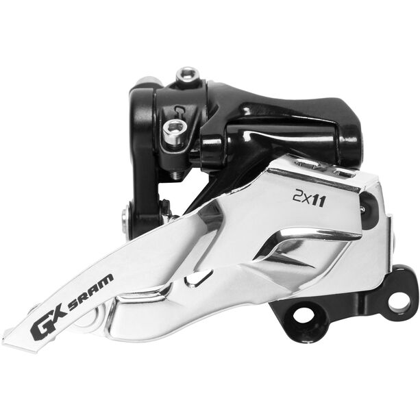 SRAM GX Umwerfer 2x11-fach Low Direct Mount Bottom Pull schwarz