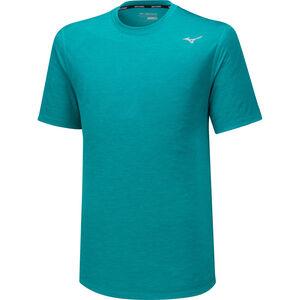 Mizuno Impulse Core t-Shirt Herren blue grass blue grass