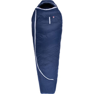 Grüezi-Bag Biopod DownWool Ice 185 Sleeping Bag night blue night blue