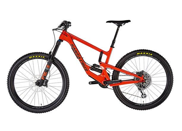 Santa Cruz Nomad 4 C S-Kit orange