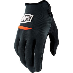 100% Ridecamp Gloves charcoal charcoal