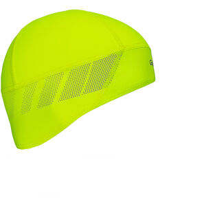 GripGrab Lightweight Windproof Thermal Hi-Vis Skull Cap fluo yellow fluo yellow