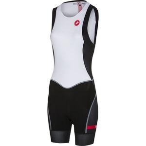 Castelli Free ITU Tri Suit Women white/black bei fahrrad.de Online