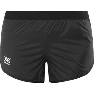 X-Bionic Aero Running Pants Short Damen black/white black/white
