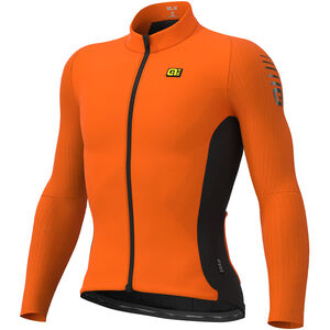Alé Cycling Clima Protection 2.0 Warm Race Jersey Herren fluo orange fluo orange