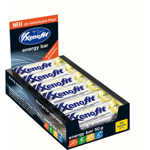 Xenofit Carbohydrate Bar Box 18x50g Banane