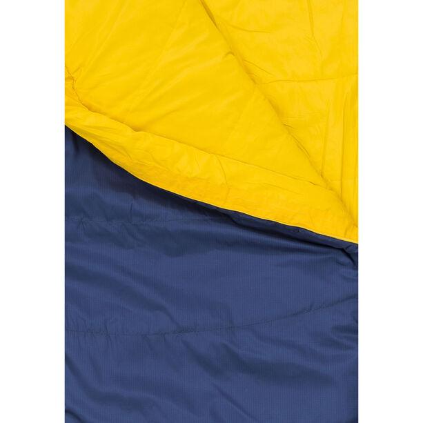 Haglöfs Tarius +1 Sleeping Bag 205cm hurricane blue