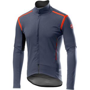 Castelli Perfetto Rain Or Shine Wandelbare Jacke Herren dark/steel blue dark/steel blue