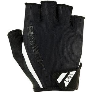 Roeckl Ilio Handschuhe schwarz/weiß schwarz/weiß