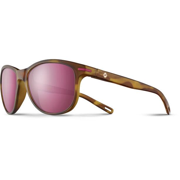 Julbo Adelaide Polarized 3 Sonnenbrille Damen tortoiseshell brown/rosa