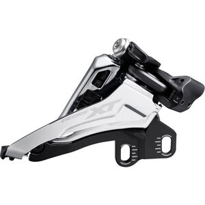 Shimano Deore XT FD-M8100 Umwerfer 2x12 Side Swing Low Direct Mount Front-Pull black black
