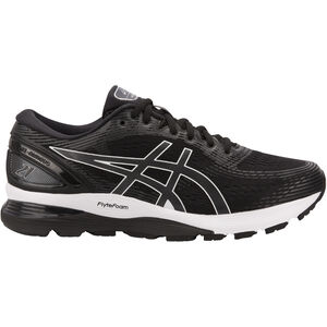 asics Gel-Nimbus 21 Shoes Herren black/dark grey black/dark grey
