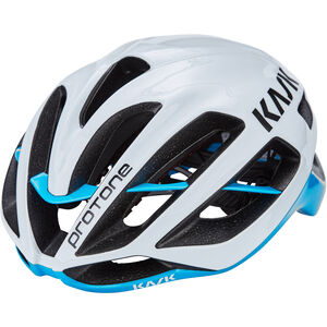 Kask Protone Helm weiß/hellblau