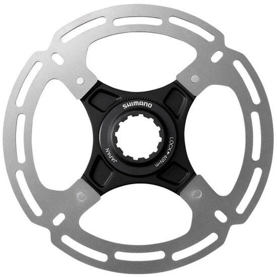 Shimano Metrea SM-RT500 Bremsscheibe Center-Lock silber bei fahrrad.de Online