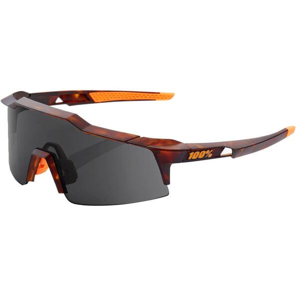 100% Speedcraft Smoke Glasses Small