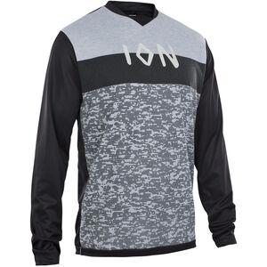ION Scrub AMP Langarm-Shirt Herren black black