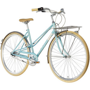 Creme Caferacer Solo turquoise
