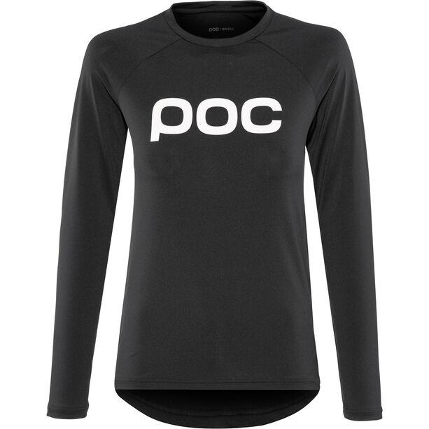 POC Essential MTB Jersey Damen uranium black