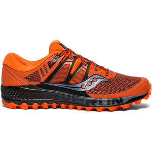 saucony Peregrine ISO Shoes Men Orange Black bei fahrrad.de Online