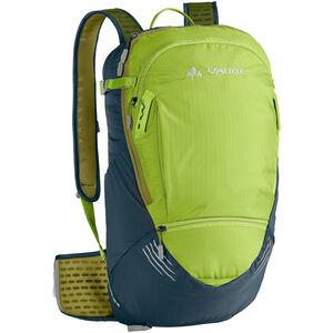 VAUDE Hyper 14+3 Backpack chute green