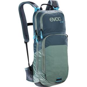 EVOC CC Lite Performance Backpack 10l slate-olive slate-olive