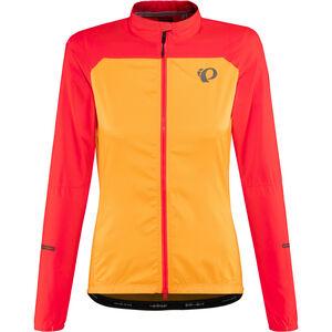 PEARL iZUMi Elite Escape Barrier Jacket Women orange pop/fiery coral bei fahrrad.de Online