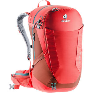 Deuter Futura 28 Backpack chili/lava chili/lava