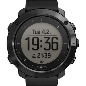 Suunto Traverse GPS Outdoor Watch Sapphire Black bei fahrrad.de Online