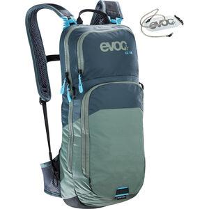 EVOC CC Lite Performance Backpack 10l + Bladder 2l slate-olive slate-olive