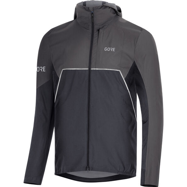 GORE WEAR R7 Partial Gore-Tex Infinium Hooded Jacket