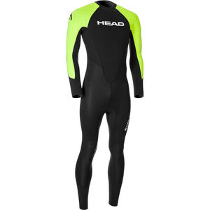 Head Expl**** 3.2.2 Wetsuit Men Black/Lime bei fahrrad.de Online
