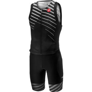 Castelli Free Sanremo Sleeveless Suit Herren black/black black/black