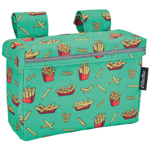 Electra Hook-and-Loop Handlebar Bag Kinder fries