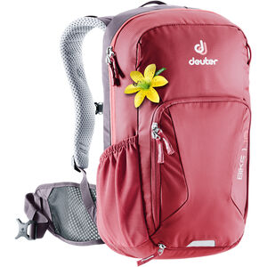 Deuter Bike I 18 SL Backpack Damen cranberry-aubergine cranberry-aubergine