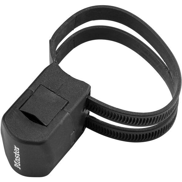 Masterlock Quantum Kabelschloss 10 mm x 1.800 mm Schlüssel silber