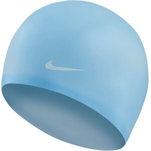 Nike Swim Solid Silicone Cap psychic blue psychic blue