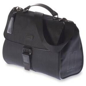 Basil Noir City Lenkertasche 6l midnight black midnight black