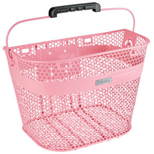 Electra Linear QR Mesh Basket light pink light pink