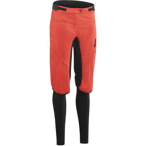 Gonso Bruna Active Doppelhose Damen fiery coral fiery coral