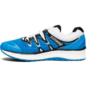 saucony Triumph ISO 4 Shoes Herren blue/black/white blue/black/white