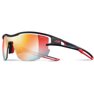 Julbo Aero Zebra Light Red Sunglasses black/red-multilayer red black/red-multilayer red