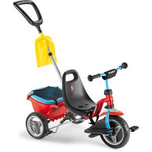Puky CAT SP Dreirad rot/blau bei fahrrad.de Online