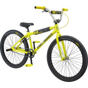 "GT Bicycles Pro Series Heritage 26"" yellow/black  yellow/black"