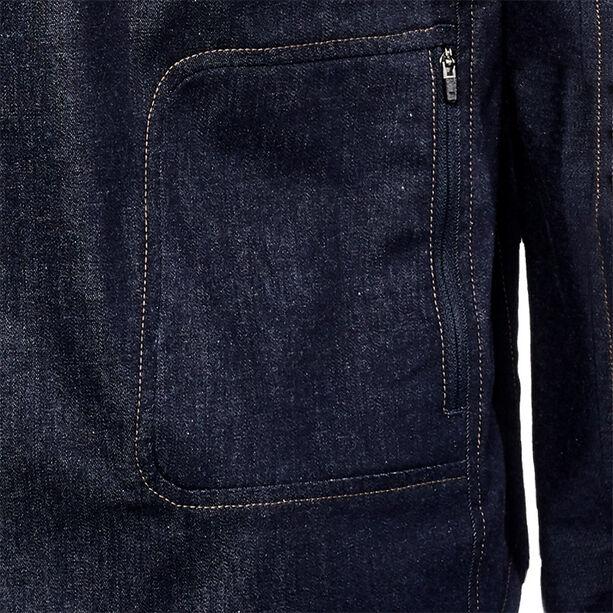 Protective P-Aight Tectron Longsleeve Shirt Herren deep blue deep blue