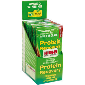 High5 Protein Recovery Drink Box Chocolate 9 x 60g bei fahrrad.de Online
