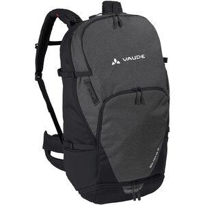 VAUDE Bike Alpin 25+5 Backpack black black
