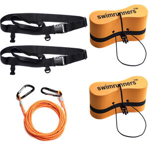 Swimrunners Support Pull Belt Team Kit Orange bei fahrrad.de Online