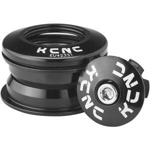 """KCNC Kudos-Q1 Steuersatz 1 1/8"""" ZS44/28.6 ZS44/30 schwarz bei fahrrad.de Online"""